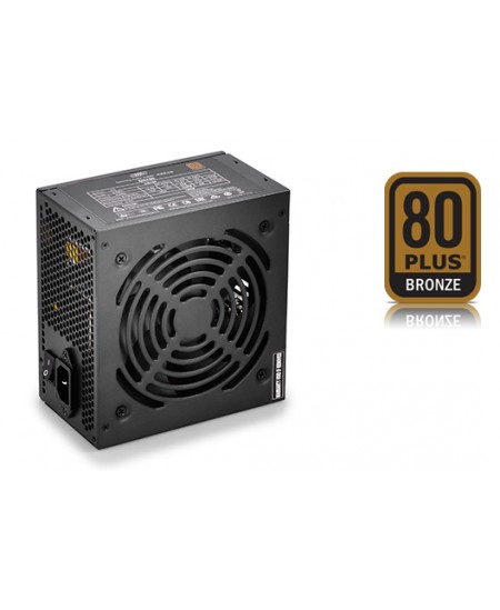 Deepcool DA series 80 PLUS BRONZE Efficiency up to 87% PSU  (on +12V : 648W ) W, 700 W