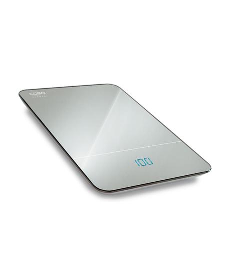 Caso Kitchen scale F10 Maximum weight (capacity) 10 kg, Graduation 1 g, Display type LED, Inox