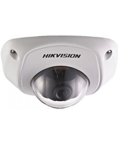 Hikvision IP Camera D/N DS-2CD2520F Dome, 2 MP, 2.8mm/F2.0, Power over Ethernet (PoE), IP66, H.264, Micro SD, Max.64GB