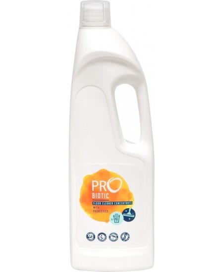 Grindų ploviklis su probiotikais PROBIOTIC, koncentruotas, 40 plovimų, 900 ml