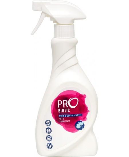 Dėmių valiklis su probiotikais PROBIOTIC, kvapus naikinantis, 500 ml