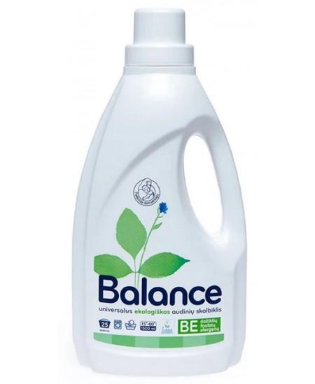 Ekologiškas skalbiklis BALANCE, universalus, 1.5 l