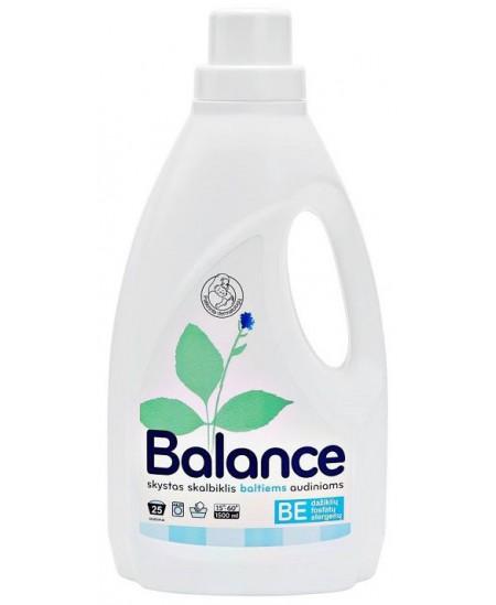 Skalbiklis BALANCE, baltiems audiniams, 1.5 l