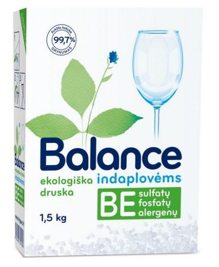 Ekologiška druska indaplovėms BALANCE, 1.5 kg