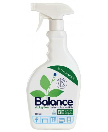 Ekologiškas valiklis BALANCE, paviršiams, universalus, 500 ml