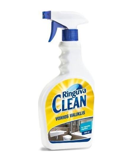 Vonios valiklis RINGUVA CLEAN su organine rūgštimi, 500 ml