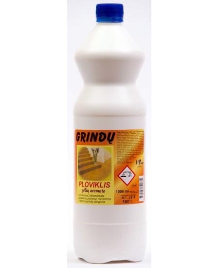 Grindų ploviklis gėlių aromato, 1000 ml