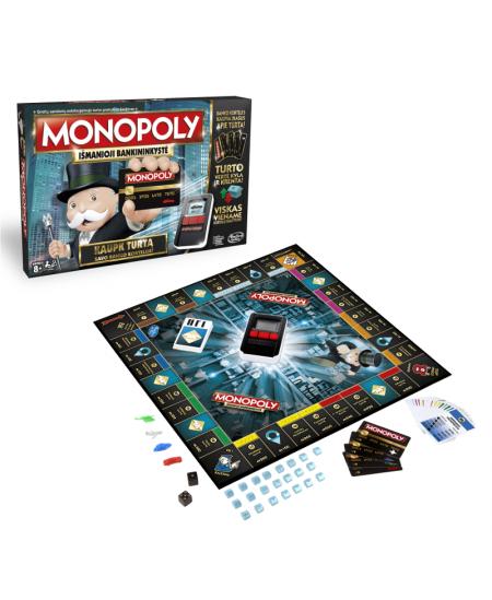 """HAS Žaidimas """"Monopolis: išmanioji bankininkystė"""", LT"""
