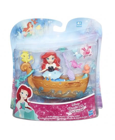HAS Maža stilinga princesė su laiveliu, asort.