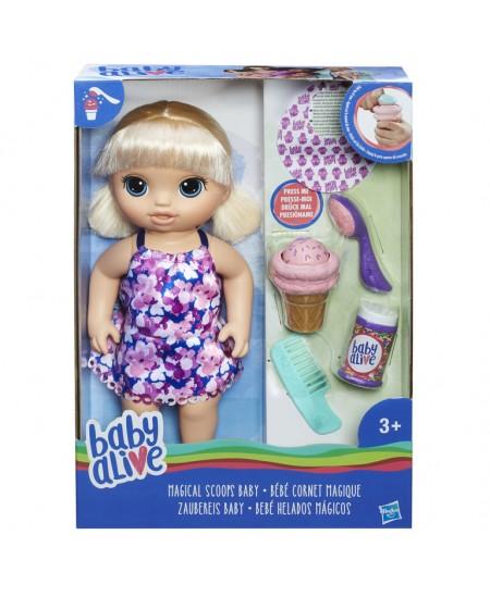 """HAS Lėlytė BABY ALIVE: """"Ledai"""""""