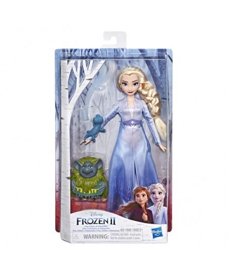 """HAS """"Ledo šalies"""" princesė su aksesuarais, asort."""