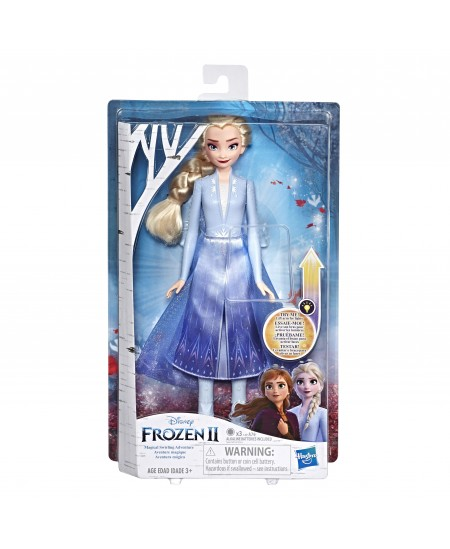 """HAS """"Ledo šalies"""" princesė su šviečiančiais drabužiais, asort."""