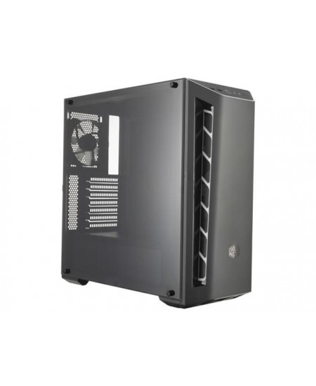 Cooler Master MasterBox MB510L MCB-B510L-KANN-S02 Side window, Black/White, ATX, Power supply included No