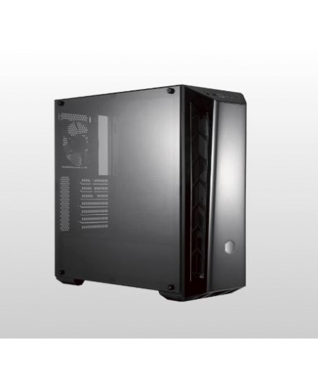 Cooler Master Masterbox MB520 MCB-B520-KANN-S01 Side window, Black, ATX, Power supply included No
