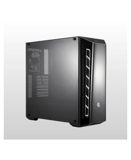 Cooler Master Masterbox MB520 MCB-B520-KANN-S02 Side window, Black/White, ATX, Power supply included No