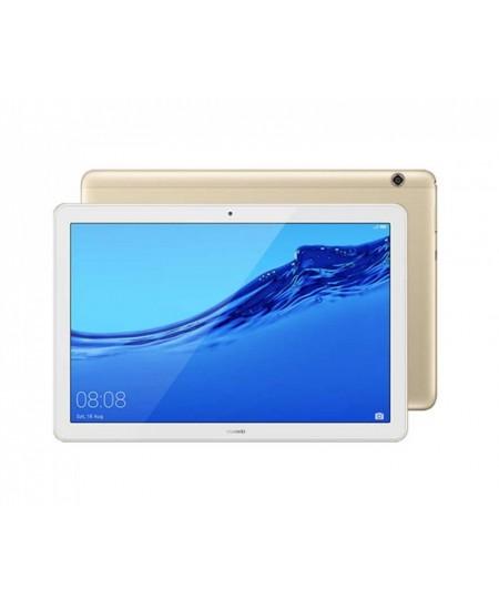 "Huawei MediaPad T5 10.1 "", Gold, IPS LCD, 1920 x 1200, HiSilicon Kirin 659, 3 GB, 32 GB, Wi-Fi, Front camera, 2 MP, Rear ca"