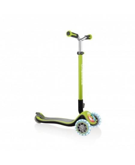 GLOBBER Scooter Elite Prime Flashing Green 444-806