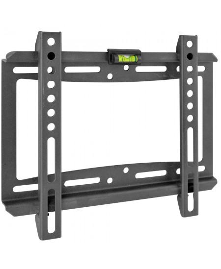 "Barkan Flat/Curved TV Wall Mount E202+ Wall Mount, Fixed, 26-39 "", Maximum weight (capacity) 30 kg, Black"