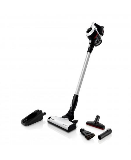 Bosch Vacuum cleaner BCS611AM Handstick 2in1, 30 min, 0.3 L, White, Li-Ion, Warranty 24 month(s), Battery warranty 24 month(s)