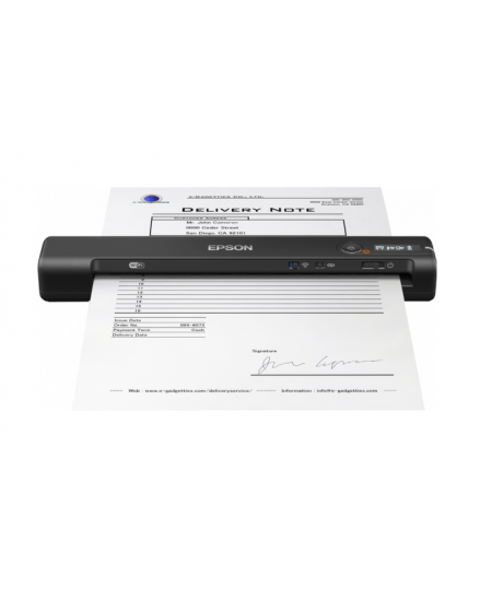 Epson Wireless Mobile Scanner WorkForce ES-60W Colour, Document