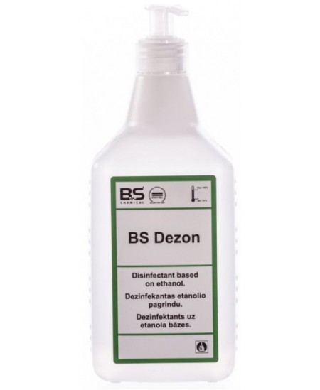 Gelinis rankų dezinfekantas BS Dezon, 720ml