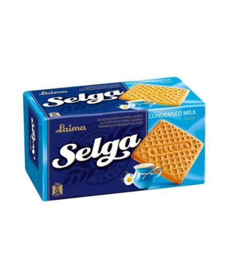 Sausainiai SELGA Milk, 180 g