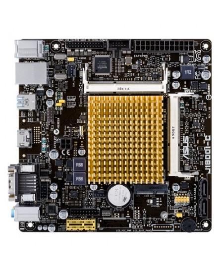 Asus J1800I-C Processor family Intel, Processor socket Intel SoC, DDR3L-SDRAM, Memory slots 2, Supported hard disk drive interfa