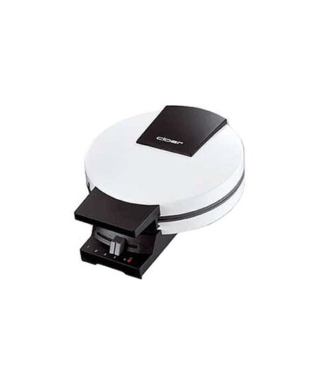 CLoer 0271 Black, White, 800 W, Circle, Number of waffles 1