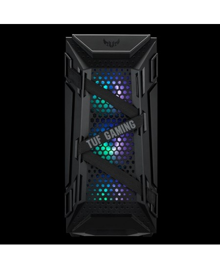 Asus TUF GAMING CASE GT301 Black, ATX
