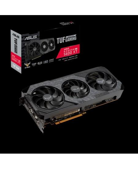 Asus TUF 3-RX5600XT-T6G-EVO-GAMING AMD, 6 GB, Radeon RX 5600 XT, GDDR6, PCI Express 4.0, Processor frequency 1660 MHz, HDMI port