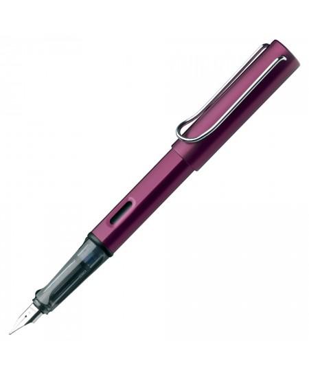 Plunksnakotis LAMY AL-star, purpurinės spalvos korpusas