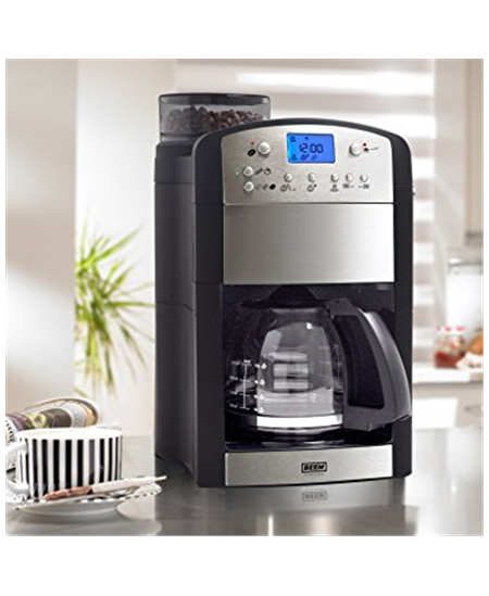 BEEM Coffee maker Fresh Aroma Perfect Thermostar 02041 Drip, 1000 W, Black/Stainless steel