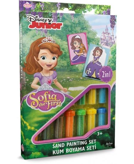 """Piešimo smėliu rinkinys """"Princesė Sofija"""""""