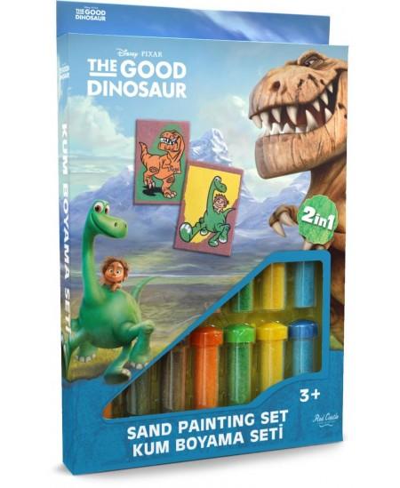 """Piešimo smėliu rinkinys """"Dinozaurai"""""""