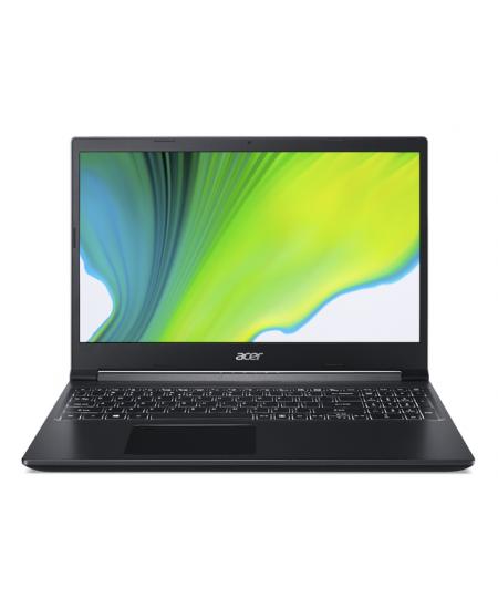"Acer Aspire 7 A515-43G-R8U3 Charcoal Black, 15.6 "", FHD, 1920 x 1080 pixels, Matt, AMD, Ryzen 7 3750H, 8 GB, DDR4, SSD 512"
