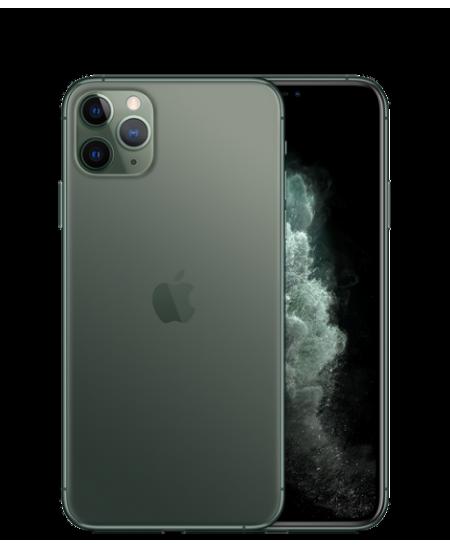 """Apple iPhone 11 Pro Midnight Green, 5.8 """", XDR OLED, 1125 x 2436 pixels, Hexa-core, Internal RAM 4 GB, 64 GB, Single SIM, N"""
