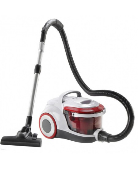 Gorenje Vacuum cleaner VCEB01GAWWF With water filtration system, White/ Red, 800 W, 3 L,