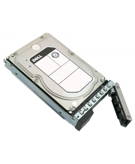 Dell Server HDD 12TB 7200 RPM, NLSAS, 12Gbps 512n 2.5in Hot-plug Hard Drive, 3.5in HYB CARR