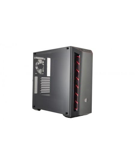 Cooler master MCB-B510L-KANN-S00 MasterBox MB510L,Red trim