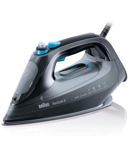 Braun Iron SI9188EBK 2800 W, Black