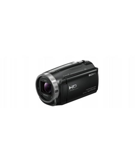Sony HDR-CX625B 1920 x 1080 pixels, Digital zoom 350 x, Black, Wi-Fi, LCD, Image stabilizer, BIONZ X, Optical zoom 30 x, 7.62 &q