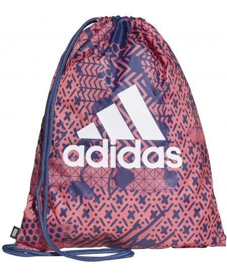 Adidas Krepšys SP Gymsack G W Pink Blue