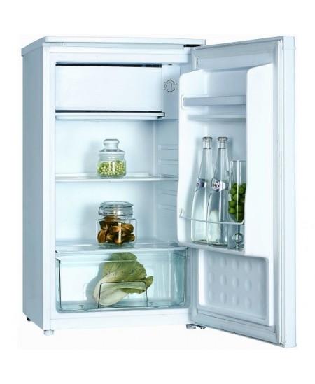 Goddess Refrigerator RSC084GW8SS Free standing, Larder, Height 85 cm, A+, Fridge net capacity 73 L, Freezer net capacity 9 L, 41