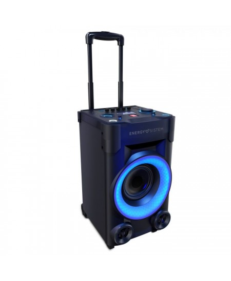 Energy Sistem Party 3 Go Bluetooth, Portable, Wireless connection, Black