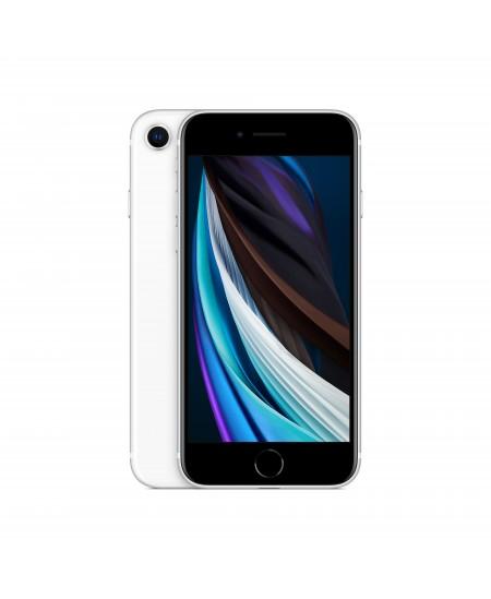 "Apple iPhone SE White, 4.7 "", Retina IPS LCD, 750 x 1334 pixels, Apple A13 Bionic, Internal RAM 3 GB, 128 GB, Dual SIM, nan"