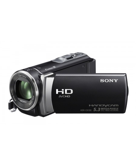 Sony HDR-CX450 1920 x 1080 pixels, Digital zoom 350 x, Black, Wi-Fi, LCD, Image stabilizer, BIONZ X, Optical zoom 30 x, 7.62 &qu