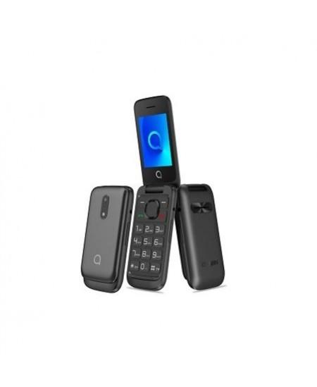 "Alcatel 2053D Black, 2.4 "", TN, 240 x 320 pixels, 4 MB, 4 MB, Dual SIM, USB version micro USB, Built-in camera, Main camera"