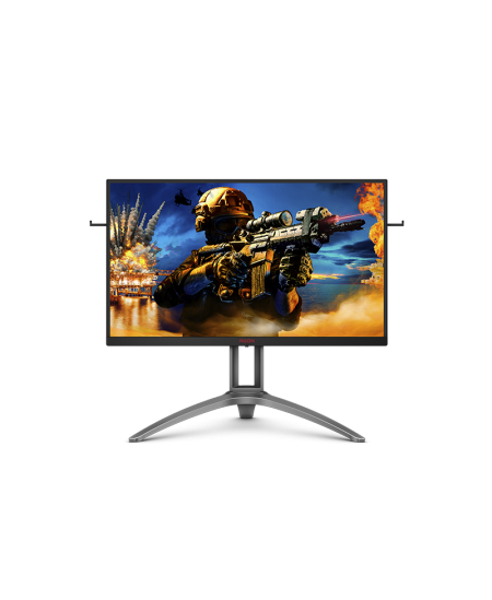 "AOC Gaming Monitor AG273QZ 27 "", TN, QHD, 16:9, 0.5 ms, 400 cd/m², Black"