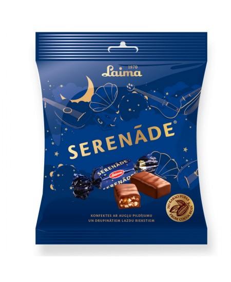 Šokoladiniai saldainiai LAIMA SERENADE, 160 g