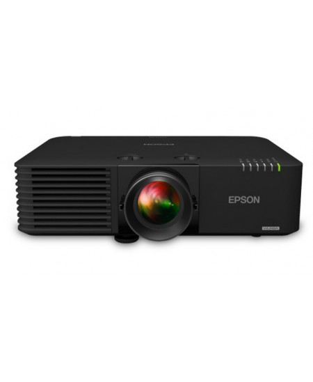 Epson Business Series EB-L615U WUXGA (1920x1200), 6000 ANSI lumens, 2.500.000, Black